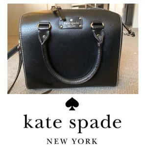 Sexy Kate Spade ♠️ Alessandro Wellesley Boston Bag